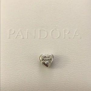 Pandora Best Friend Charm